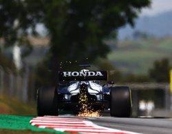 """Pierre Gasly: """"El ritmo está, el coche es fuerte, pero el equilibrio aún no es el correcto"""""""