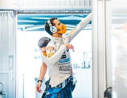 """Daniel Ricciardo: """"Todavía no conduzco el coche a la perfección"""""""