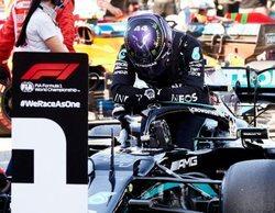 """Lewis Hamilton: """"¿Quién hubiera pensado cuando empezamos que estaríamos celebrando 100 poles?"""