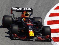 """Verstappen: """"Mercedes estuvo por delante a una vuelta; podemos estar contentos por la primera fila"""""""