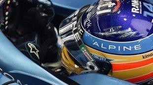 """Fernando Alonso: """"Tuvimos que probar algo diferente y no funcionó"""""""
