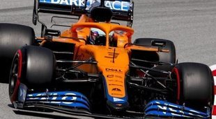 """Daniel Ricciardo: """"Me estuve defendiendo todo el tiempo; el Top 6 es el mejor resultado posible"""""""