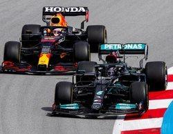 """Lewis Hamilton: """"Vi algunas banderas británicas entre la multitud, lo echaba de menos"""""""
