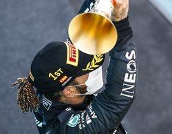 """Ecclestone: """"Hamilton se convertirá en campeón del mundo con facilidad si no ocurre nada especial"""""""