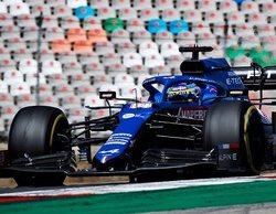"""Fernando Alonso: """"Intento adaptarme lo más rápido que puedo, no estoy preocupado por ello"""""""