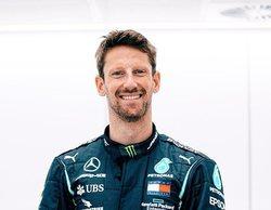 """Romain Grosjean: """"Me he dado cuenta de lo bonita que es la vida hasta con problemas"""""""