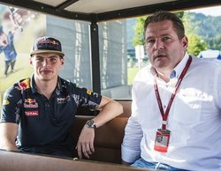 """J. Verstappen, de Red Bull: """"Están haciendo lo posible para ganar el título, pero de momento no es suficiente"""""""