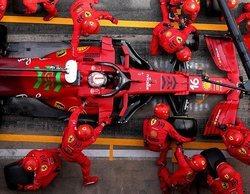 """Leclerc: """"Era difícil de aceptar dónde estábamos en 2020; el equipo ha hecho un gran trabajo para 2021"""""""