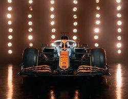 McLaren presenta un nuevo diseño para Mónaco en honor a los icónicos de Gulf Oil