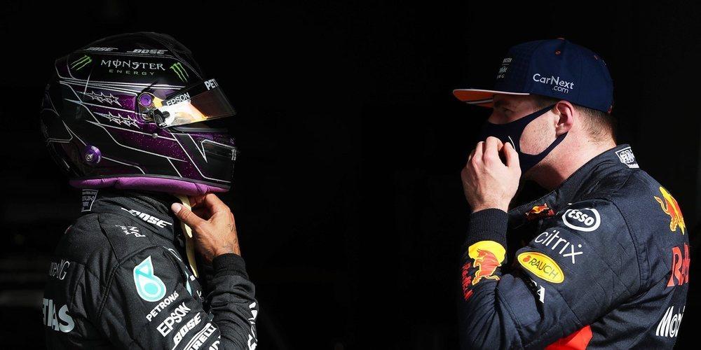 Zak Brown vaticina un accidente entre Hamilton y Verstappen en próximas carreras