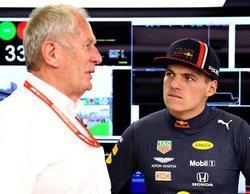 """Max Verstappen: """"Marko siempre dice lo que piensa, y eso me gusta"""""""