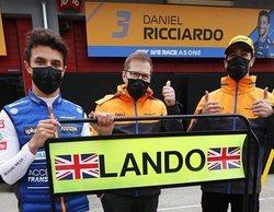 OFICIAL: McLaren confía plenamente en Lando Norris para continuar juntos más allá de 2022