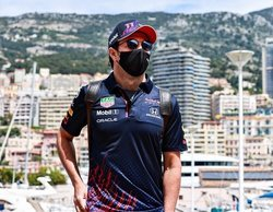 Sergio Pérez lidera una descafeinada primera sesión de Libres en Mónaco