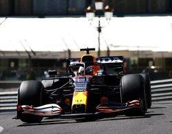 """Verstappen: """"Normalmente me siento bastante cómodo en el coche; eso aún no ha ocurrido este fin de semana"""""""