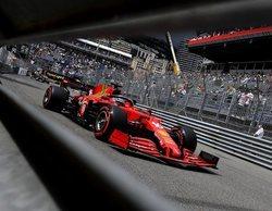 """Leclerc: """"Nos toca mantener los dedos cruzados y esperar que el daño no acabe en penalización"""""""