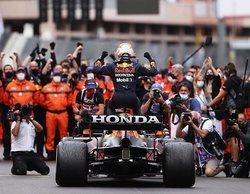 Max Verstappen se alza con la victoria en Mónaco y da un zarpazo contundente en el Mundial; Sainz 2º