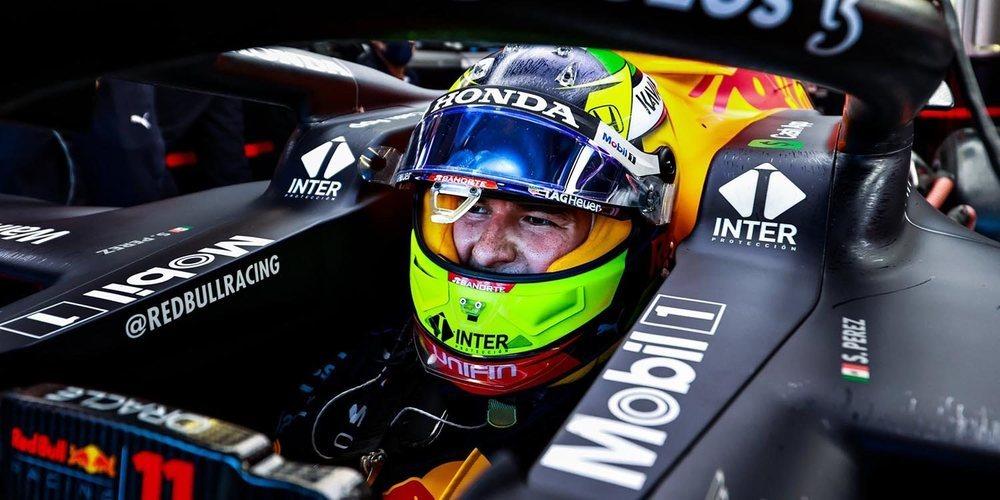 """Sergio Pérez: """"Una vez me sienta cómodo en el coche, veremos grandes pasos hacia adelante"""""""