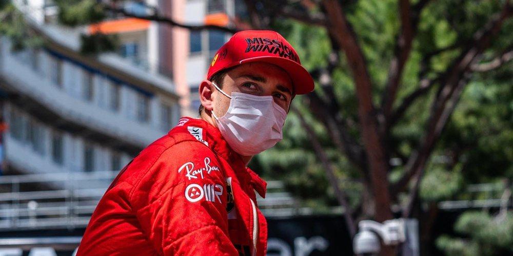 """Villenueve, sobre que Leclerc no participara en la carrera de Mónaco: """"Solo puede culparse a sí mismo"""""""