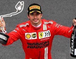 """La prensa italiana, fascinada con Sainz: """"Puede ser el piloto número uno de Ferrari"""""""