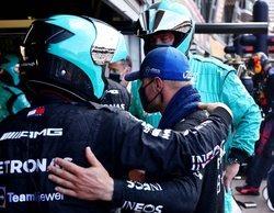 David Coulthard cree que Bottas podría haber sido ya informado de su marcha de Mercedes