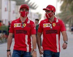 Charles Leclerc y Carlos Sainz están entre los mejores de la categoría, según Jean Todt