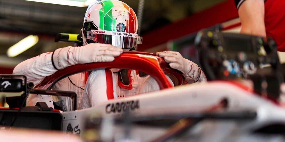 """Giovinazzi, sobre su futuro post 2021: """"Solo hay 20 pilotos en F1, siempre he pilotado con presión"""""""