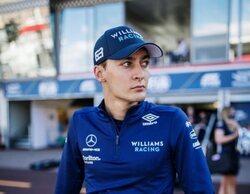 """Russell: """"No luché toda mi carrera para llegar a la F1 y estar peleando por el puesto 15º y 16º"""""""