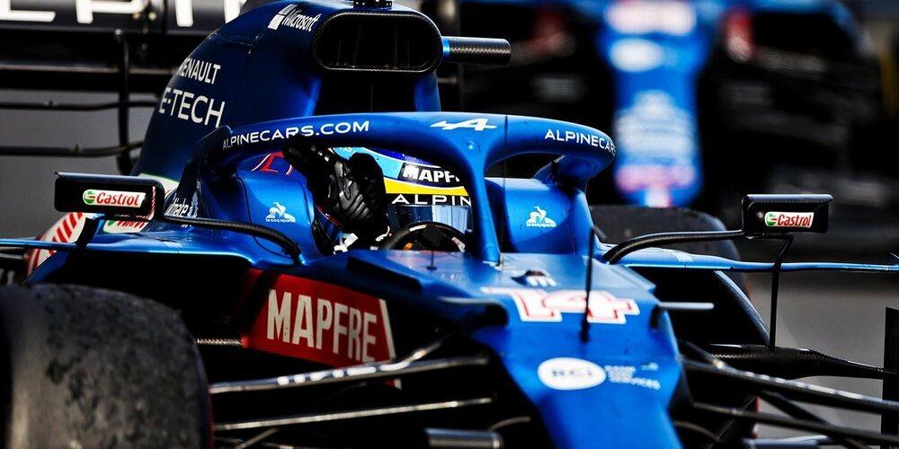 """Fernando Alonso: """"Después de 18 temporadas en F1 sin parar, estar dos años fuera era necesario"""""""
