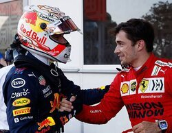 Leclerc se alza con la pole en una clasificación protagonizada por las banderas rojas en Bakú