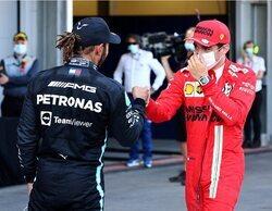"""Lewis Hamilton: """"Nuestro ritmo de carrera es mucho mejor que nuestro ritmo a una sola vuelta"""""""