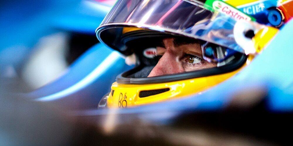 """Fernando Alonso: """"No pudimos aprovechar todo el potencial del coche"""""""