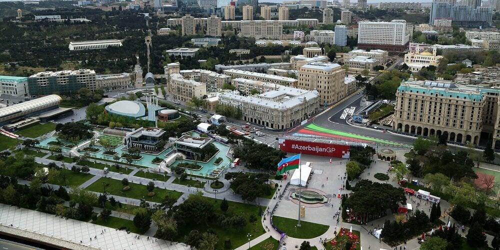 GP de Azerbaiyán 2021: Carrera en directo