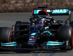 """Lewis Hamilton: """"Día desafortunado y una experiencia humillante, lo siento mucho por el equipo"""""""