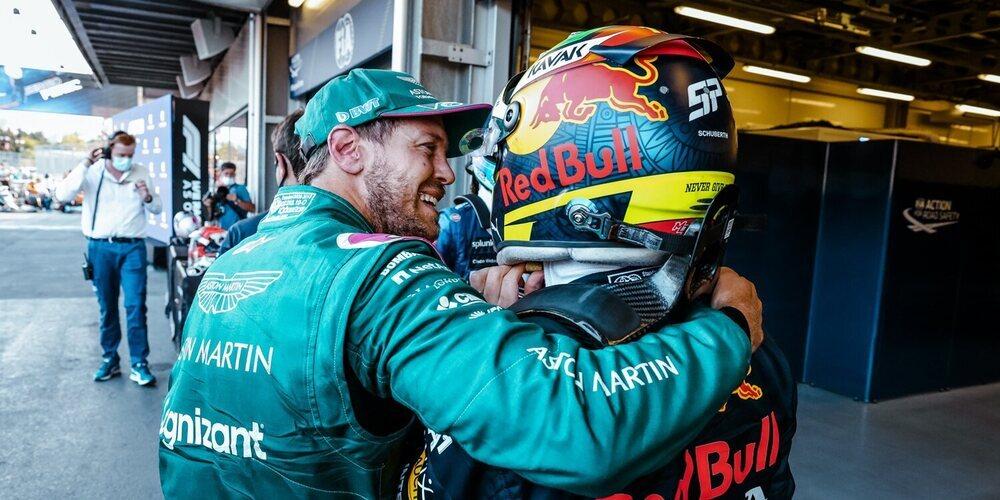 OPINIÓN: Sebastian Vettel, de ser denigrado a cerrar bocas a golpe de volante