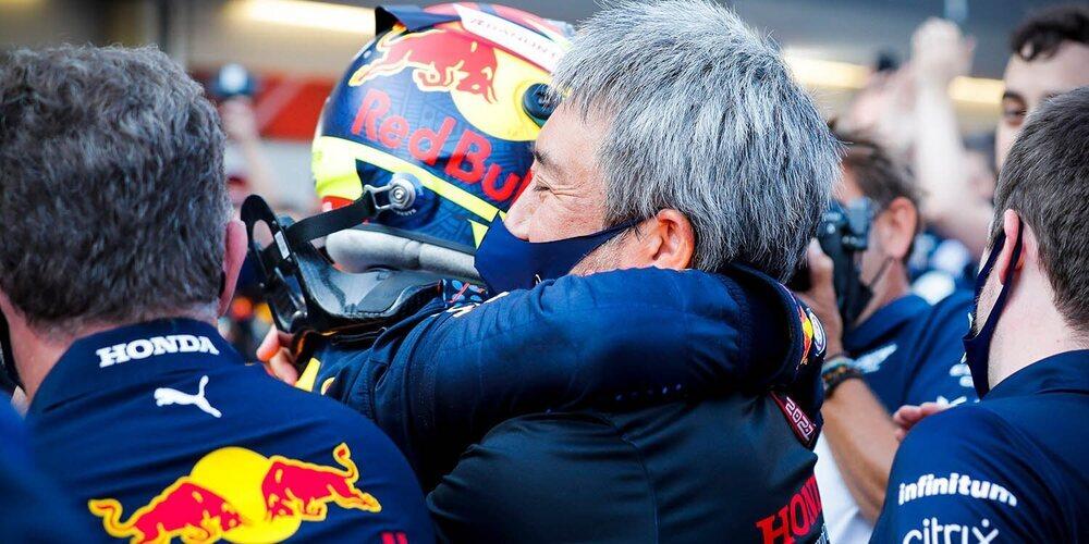 """Honda: """"Bakú ha ofrecido una carrera caótica; seguiremos trabajando duro para seguir ganando"""""""