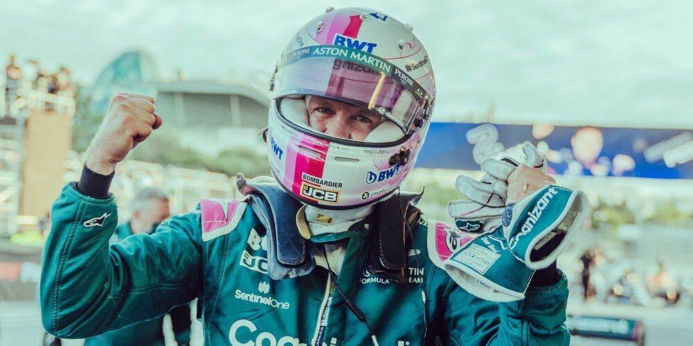 """Brawn, sobre Vettel: """"Tiene una vibración diferente, se ha encontrado consigo mismo, ha renacido"""""""