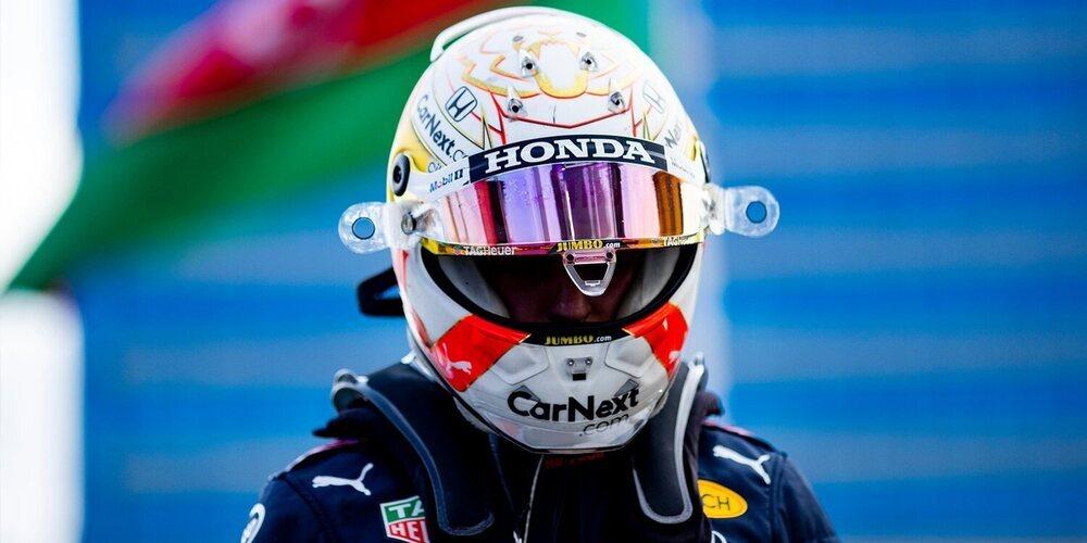 """Verstappen: """"De haber estado en el coche de Hamilton, habría sido dos décimas más rápido que él"""""""