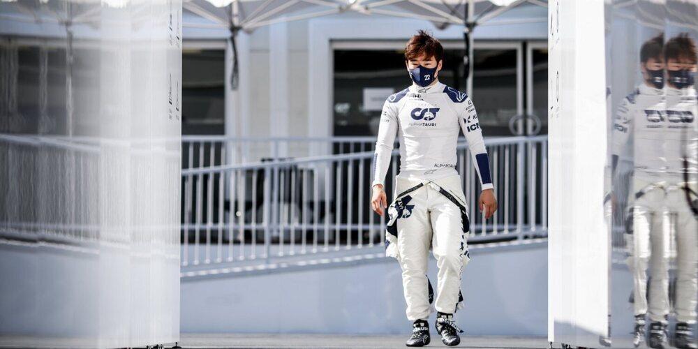 "Franz Tost, sobre Tsunoda: ""Me preocupaba mucho que pasara algo porque él era muy rápido"""