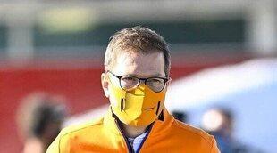 """Seidl: """"Toda la parrilla debería recibir una sanción por no ralentizar el ritmo con doble bandera amarilla"""""""