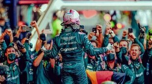Mika Häkkinen, convencido de que Vettel volverá a subirse al podio esta temporada