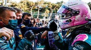 """Otmar Szafnauer, sobre Vettel: """"Está mejorando más y más, es una progresión de pequeños pasos"""""""