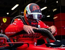 """Sainz: """"Aún no soy el Carlos del segundo año en McLaren, estoy intentando aprender rápido"""""""
