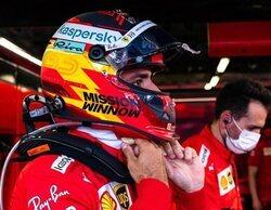 """Carlos Sainz: """"Ferrari quiere ganar el Mundial lo antes posible"""""""