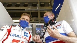 """Gerhard Berger: """"Mick Schumacher lo hace todo bien y comete pocos errores"""""""