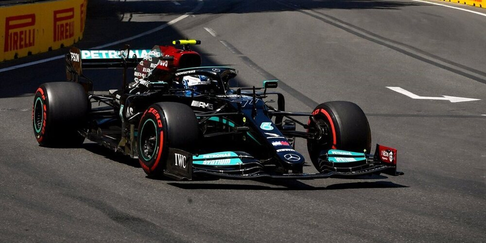 Marko apunta a la inminente llegada de Russell a Mercedes y le cierra la puerta de Red Bull a Bottas