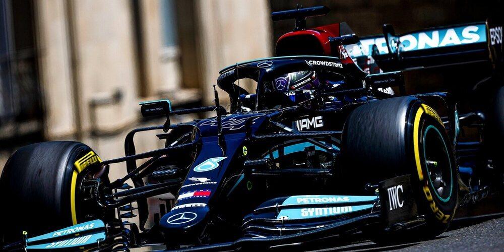 """Previa Mercedes - Francia: """"Es una pista en la que hemos ido bien en el pasado"""""""