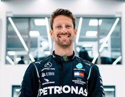 Tendremos que esperar a después de verano para ver a Romain Grosjean en el Mercedes