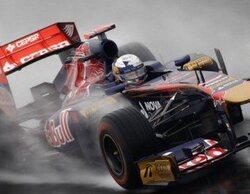 """Alguersuari: """"Cancelé un contrato con Lotus, decidí continuar con Toro Rosso porque había un buen ambiente"""""""