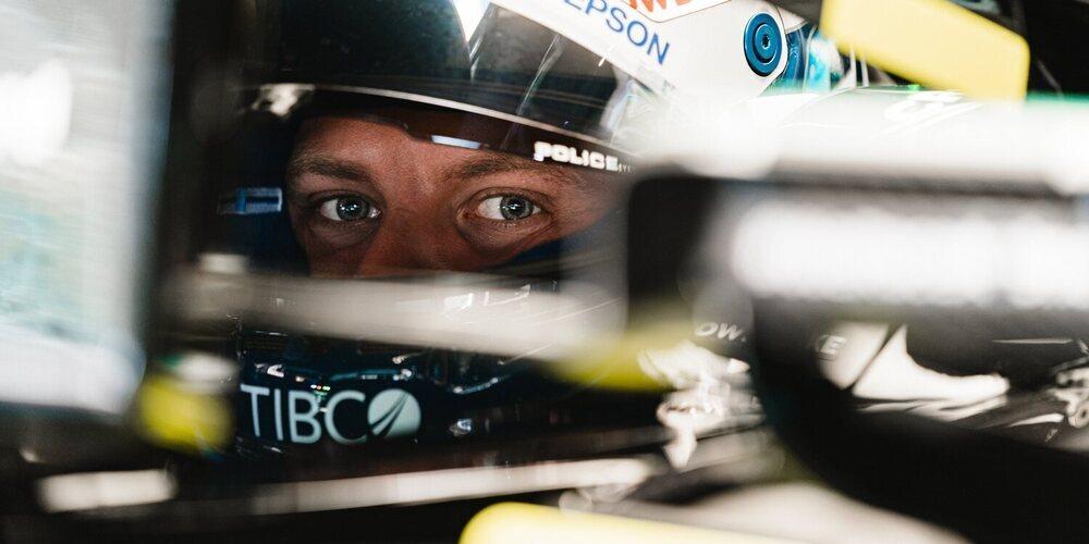 """Bottas: """"El equilibrio es bueno, los neumáticos funcionan bien y tengo confianza en el coche"""""""