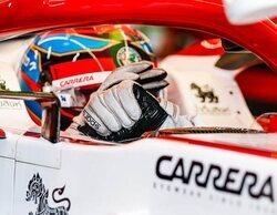 """Räikkönen: """"La esperanza es que podamos estar en el Top 10 cuando lleguemos a la clasificación"""""""